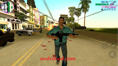 Download GTA Vice City Mod Apk+OBB Data Terbaru v1.0.7