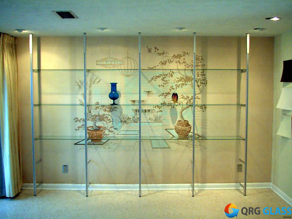 The New Glass Shelves