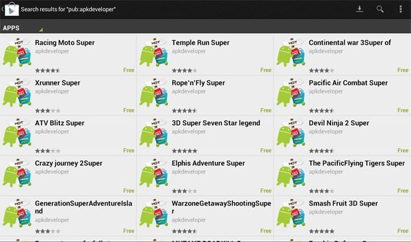 Developer expelled by Google Play Store on posting Malicious Android apps