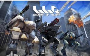 War Robots MOD APK 3.6.0 VIP FITUR LENGKAP