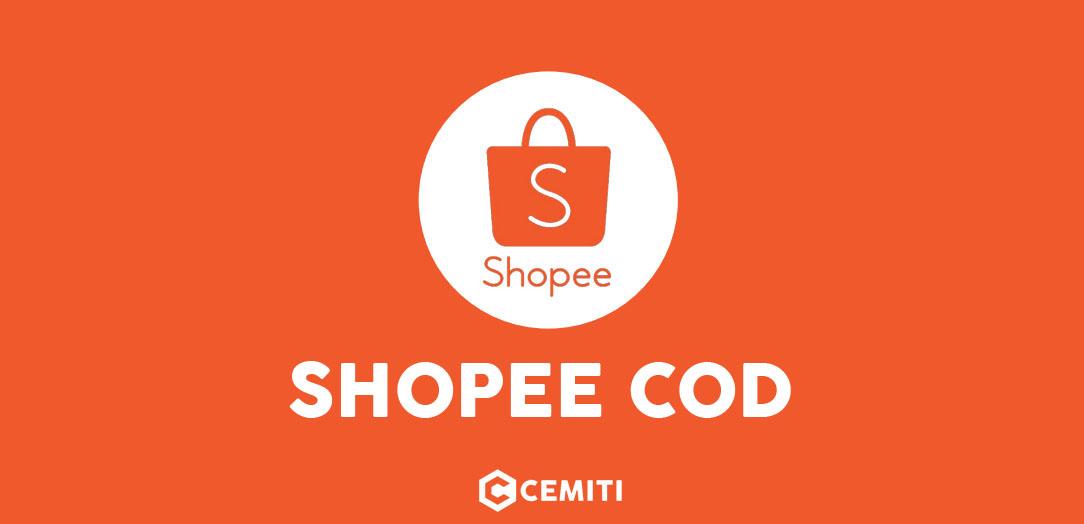 Cara Mengaktifkan Fitur COD J T Shopee CEMITI