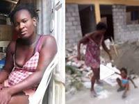 CONANI va en auxilio de niña que en video se observa a su madre mal tratándolo