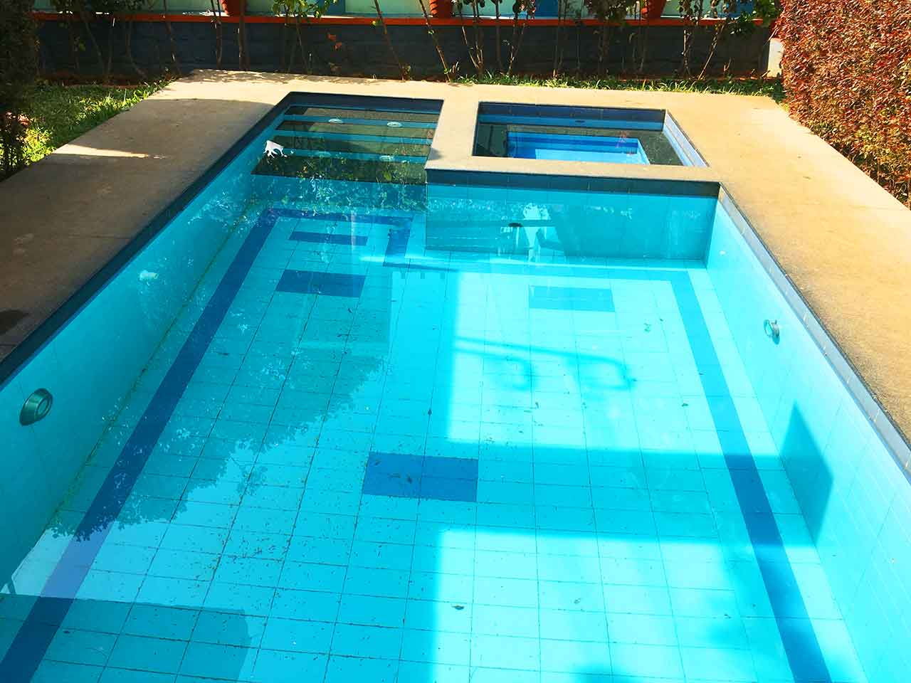 independent villa with swimming pool in yelagiri hills