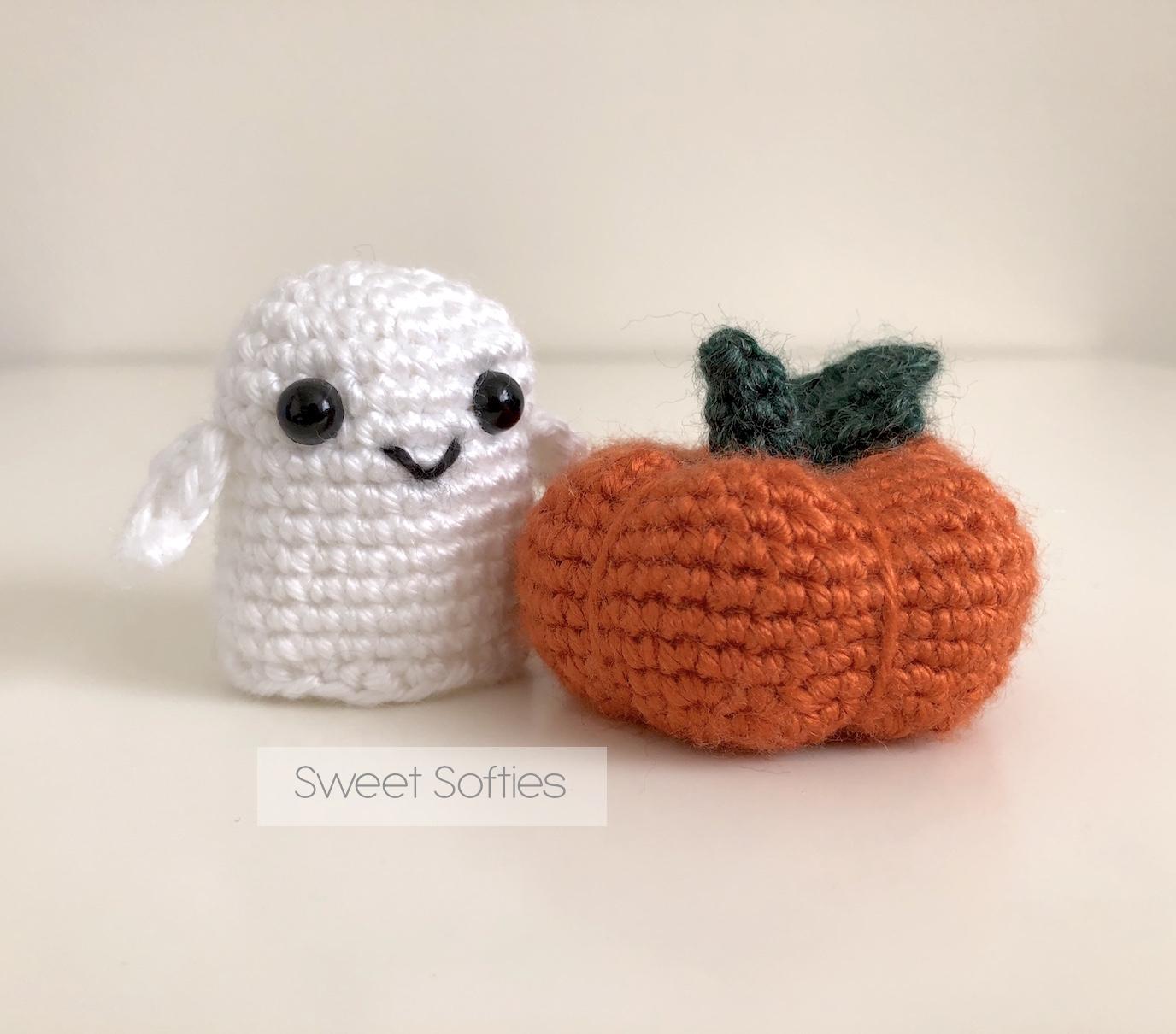 Crochet Amigurumi Pumpkin Pattern