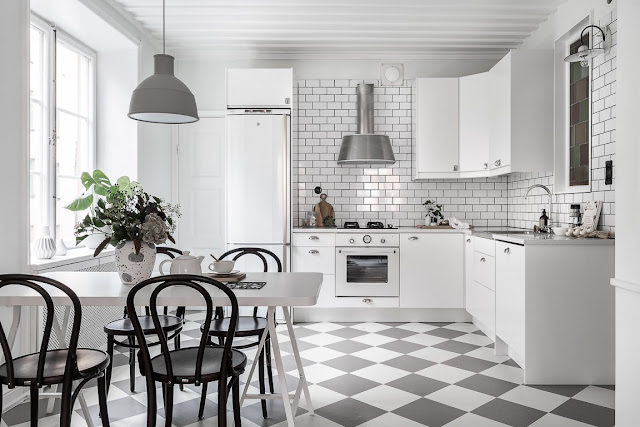 Unbelievable scandinavian elegance in the interior