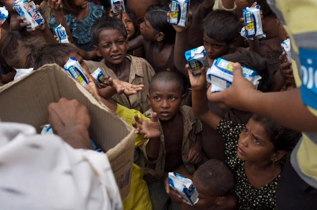 Εφιαλτική χρονιά για τα παιδιά στις εμπόλεμες ζώνες