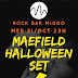 🎵 Rock Bar Miudo: Maefield Halloween Set | 31oct