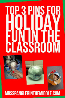 Fun Christmas teaching ideas for the last days before break!