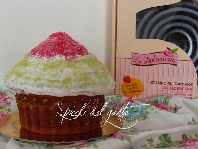 Cupcake dolce gigante