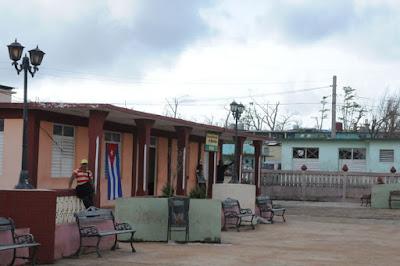Instituciones como esta en La Máquina, en Maisí, ya prestan servicios a los pobladores de la zona