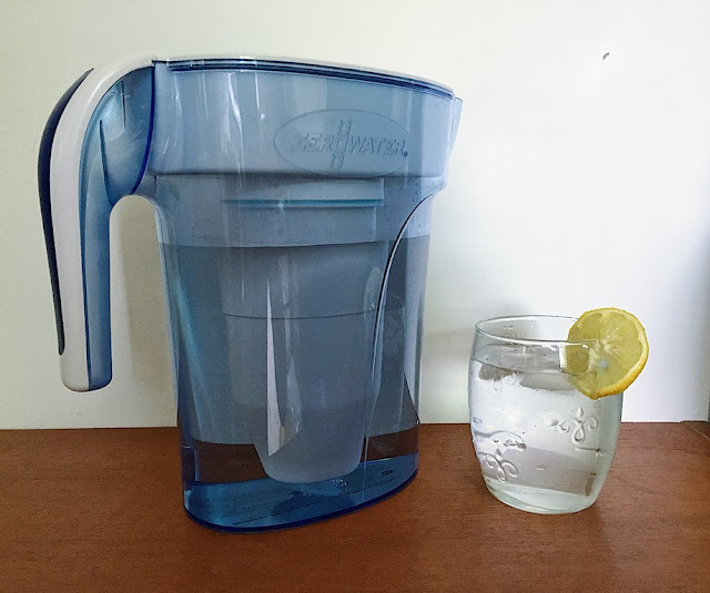 AD: ZeroWater pitcher helps college students have pure drinking water + giveaway