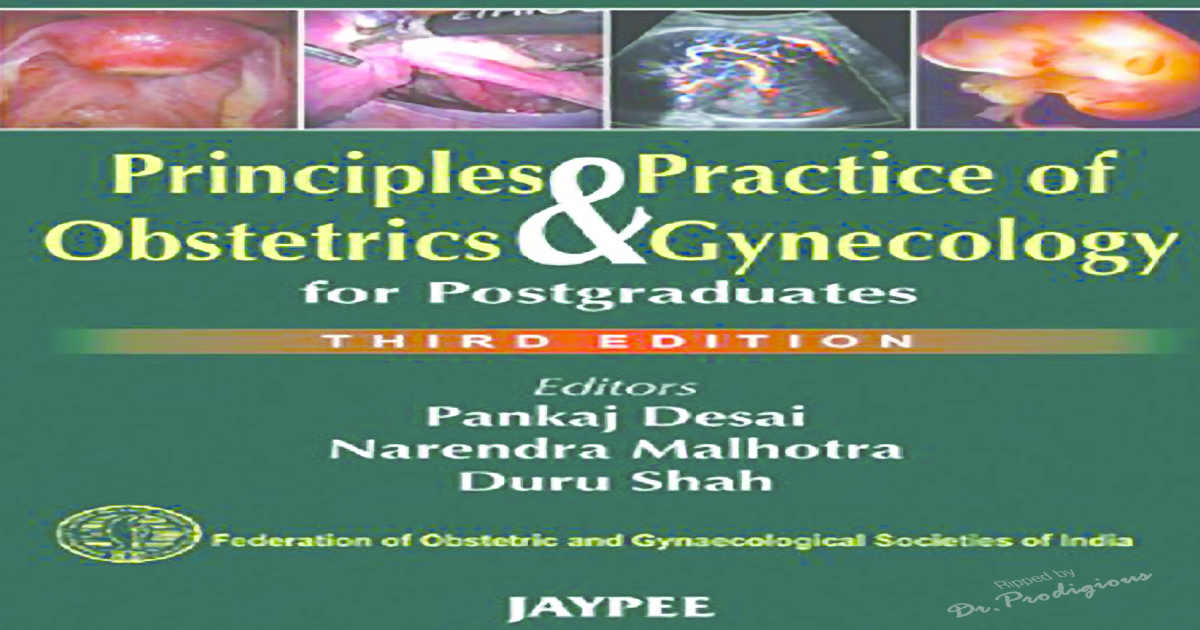 Download Principles and Practice of Obstetrics and