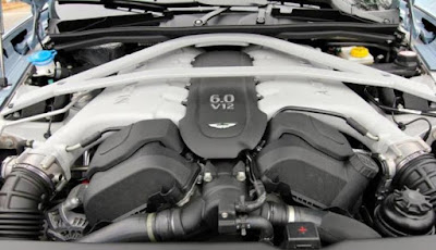 Aston Martin DB9 Engine Specifications: a Six Speed