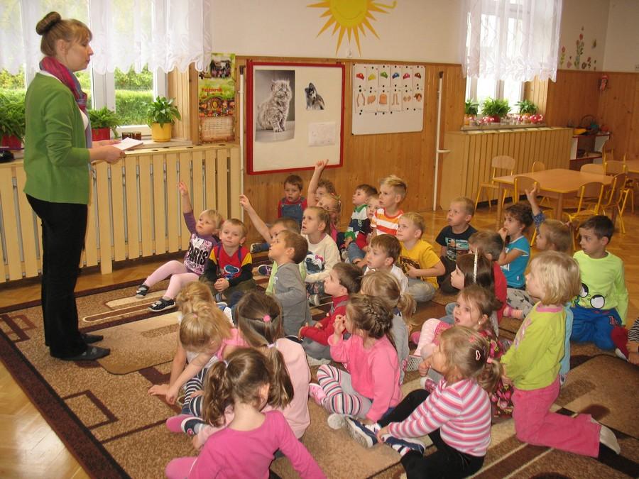 Słoneczne Przedszkole Jesienne Warsztaty