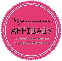 Affibaby Plateforme influenceurs parentale maman et papa influenceurs monétique
