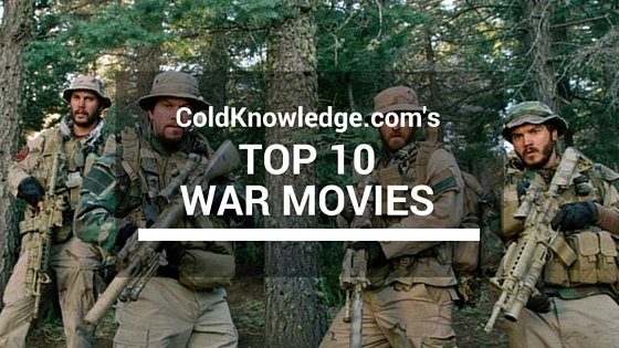 Top 10 War Movies | Cold Knowledge
