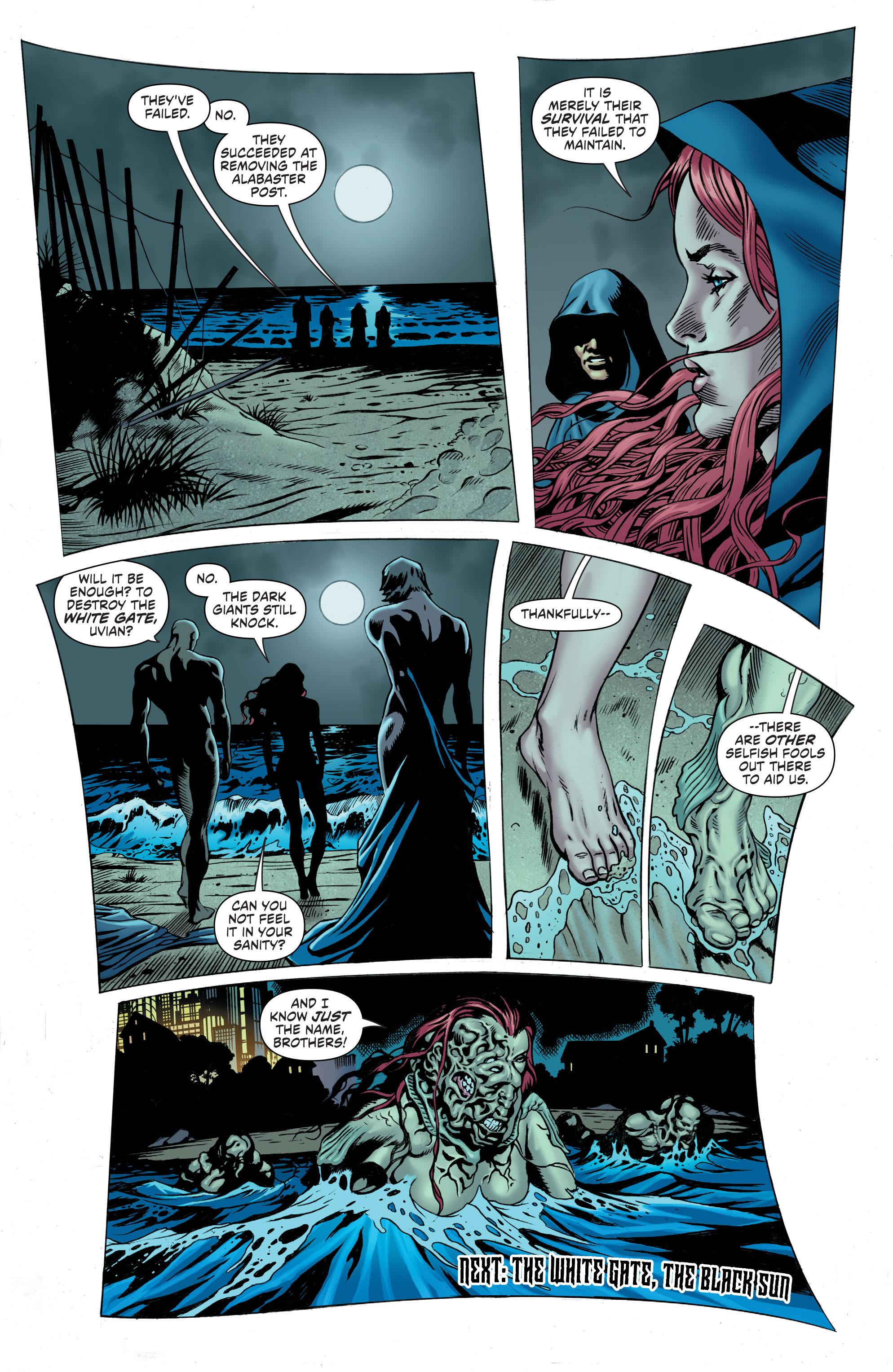 Read online Secret Six (2015) comic -  Issue #8 - 21