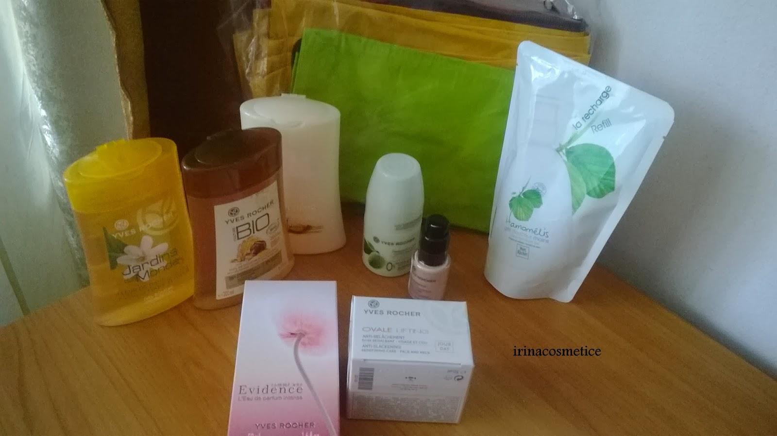 Irinas Beauty Blog Cum Imi Pregatesc Tenul Baza De Machiaj Yves