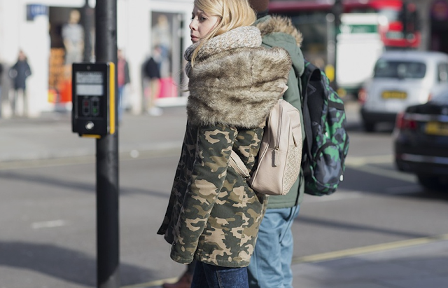Camouflage street style 2016