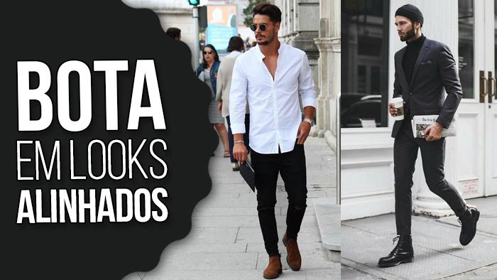 180073af7 Macho Moda - Blog de Moda Masculina: Como Usar BOTA MASCULINA no ...