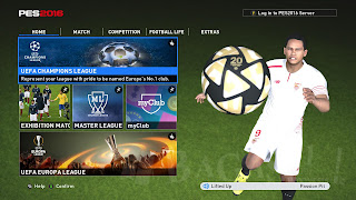 Pro Evolution Soccer 2016 ISO For PC