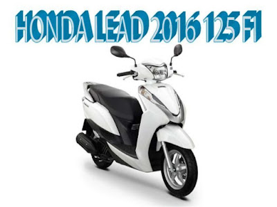 Coming 2016 Honda Lead 125 cc Scooter Hd Photos