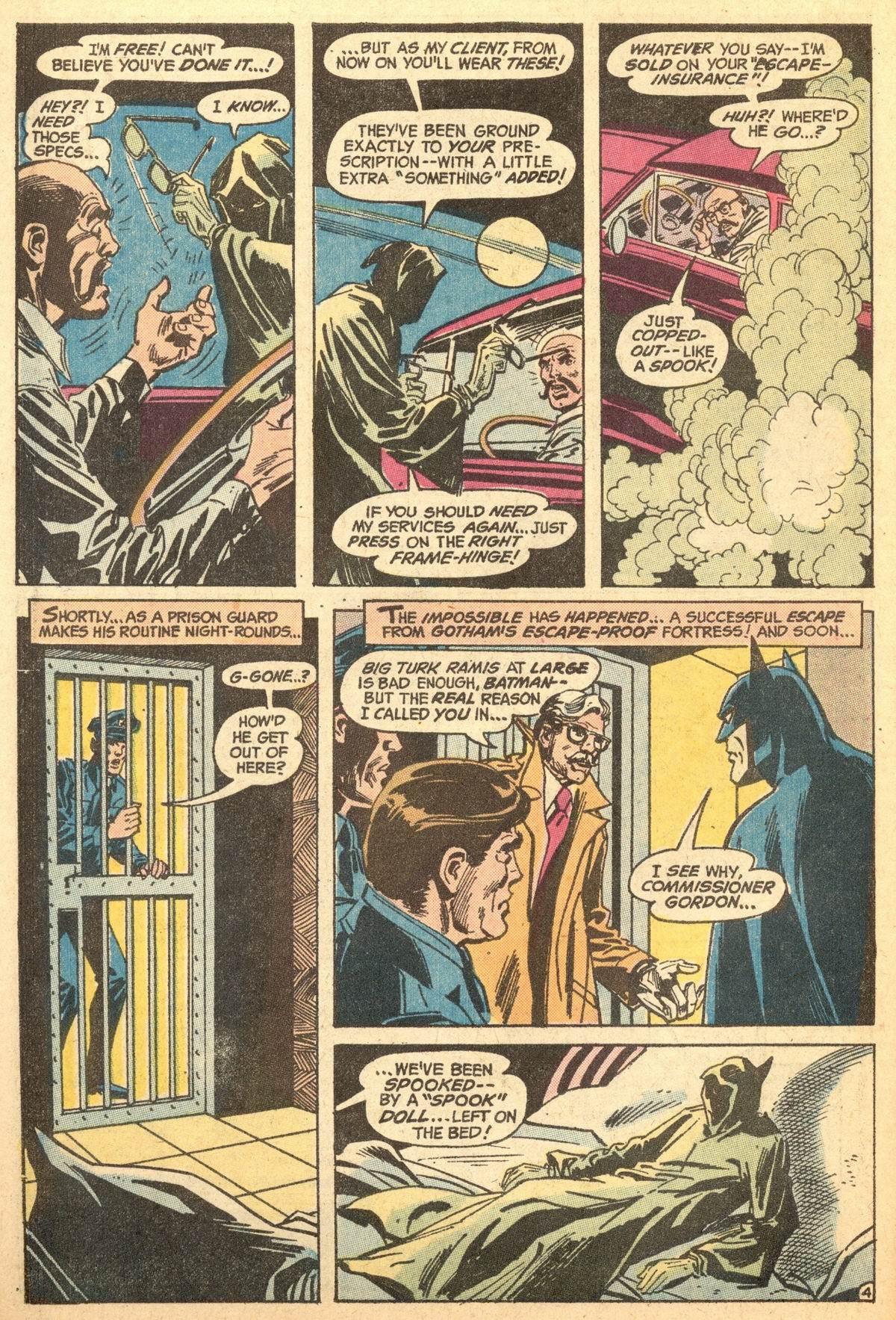 Detective Comics (1937) 434 Page 4
