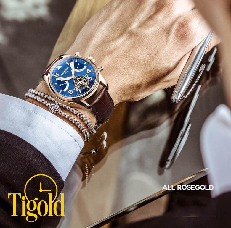 Tigold khuyến mãi khủng dịp khai trương