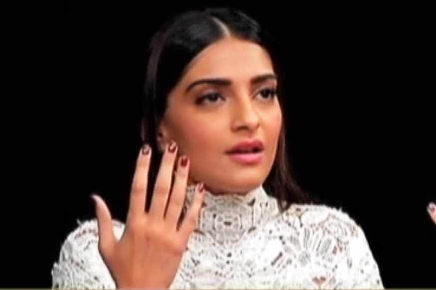 Sonam Kapoor on Gurmehar Kaur