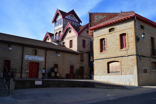 lopez de heredia haro rioja winery wine bodega vino