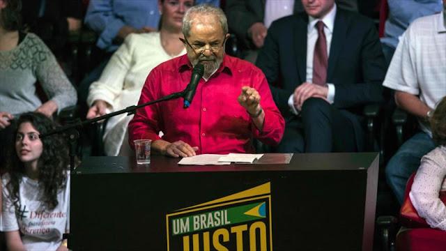 Lula demanda a fiscal que lo acusa de la corrupción de Petrobras