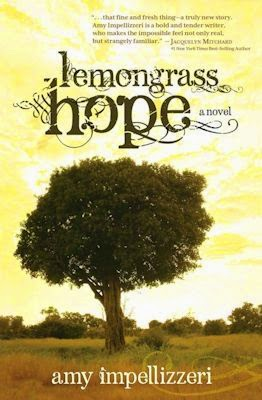 Interview with Amy Impellizzeri, author of Lemongrass Hope - October 24, 2014