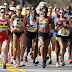 Ganan kenianos el Maratón de Boston / La más antigua participante volvió a correr