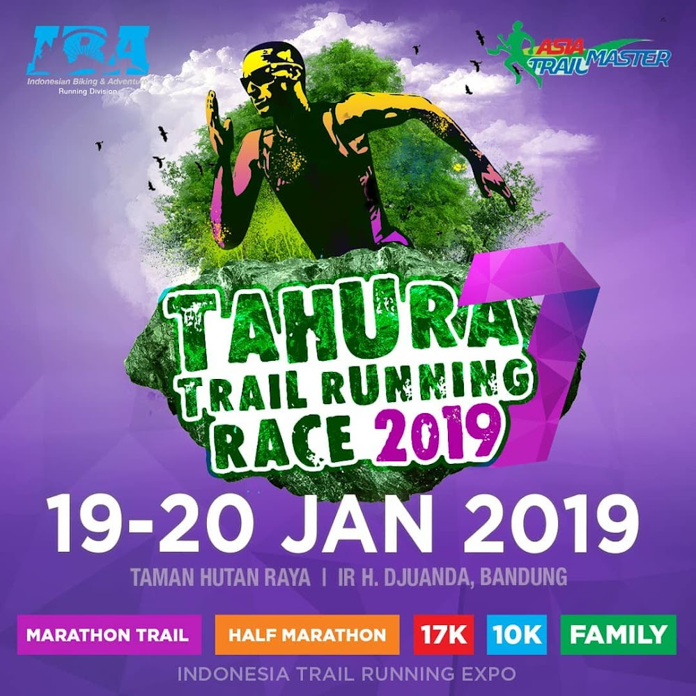 Tahura Trail Running Race • 2019