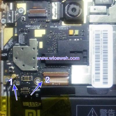 Test Point Xiaomi Redmi Note 3 Pro
