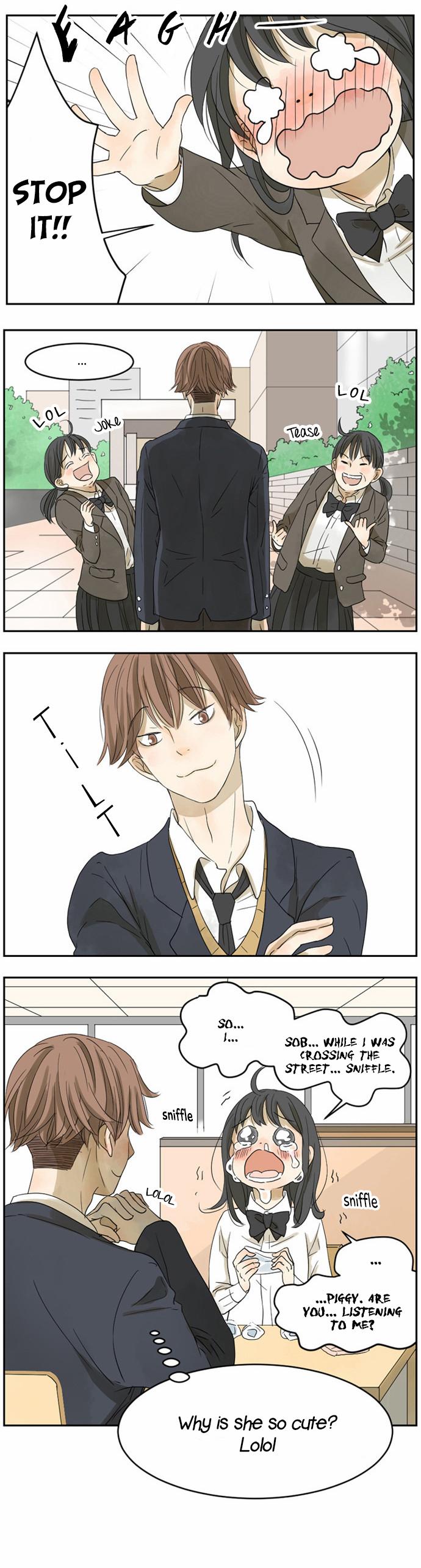 My Boyfriend - Chapter 4