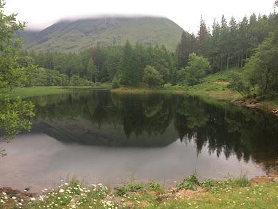 Aonach Dubh in Glencoe
