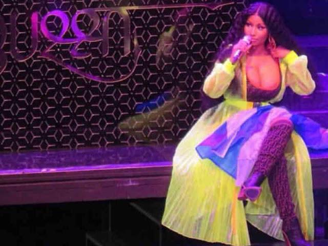 Rencana Teror Konser Nicki Minaj di Frankfurt, Polisi Jerman Tangkap 11 Orang