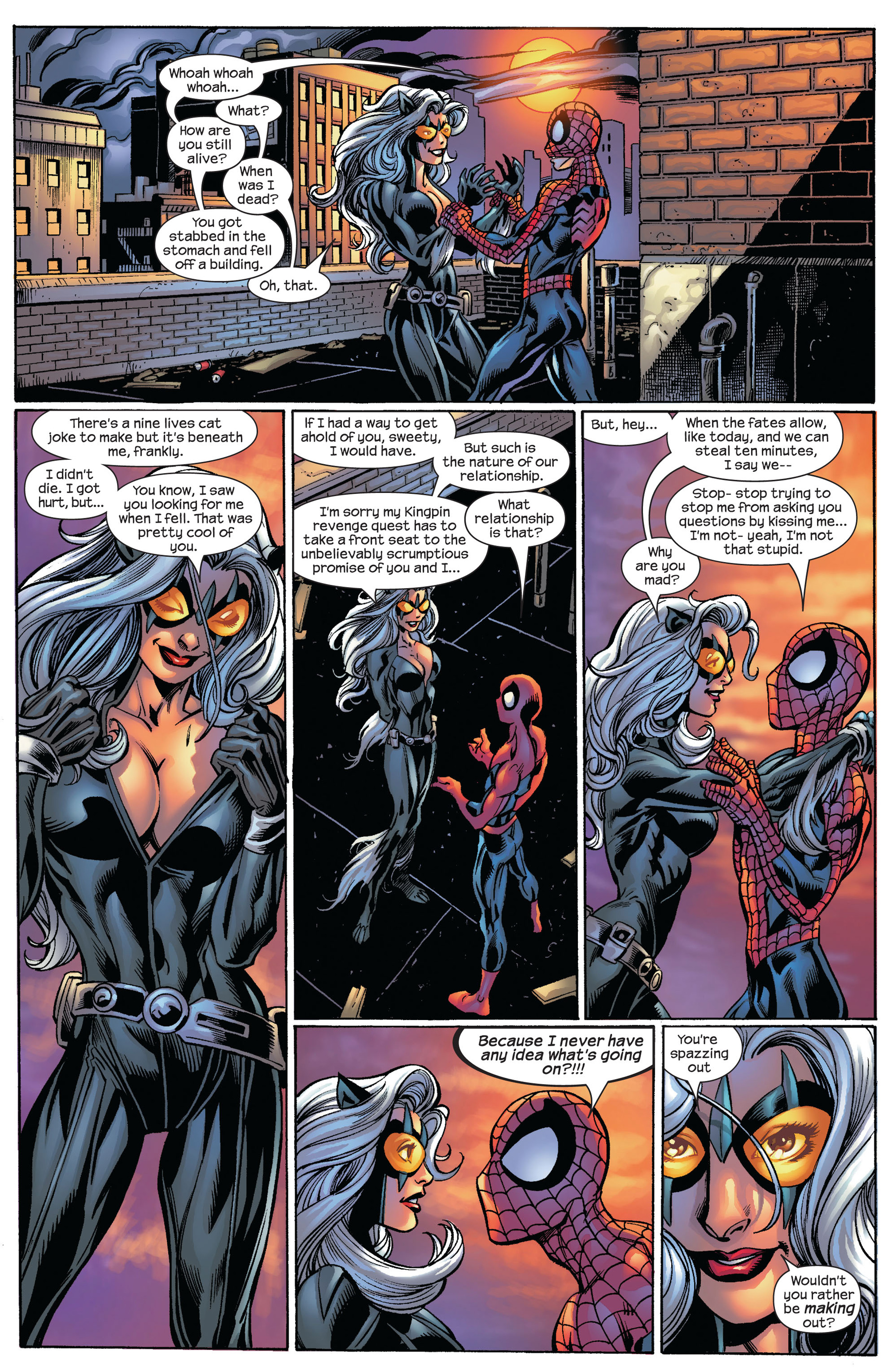 Read online Ultimate Spider-Man (2000) comic -  Issue #82 - 12