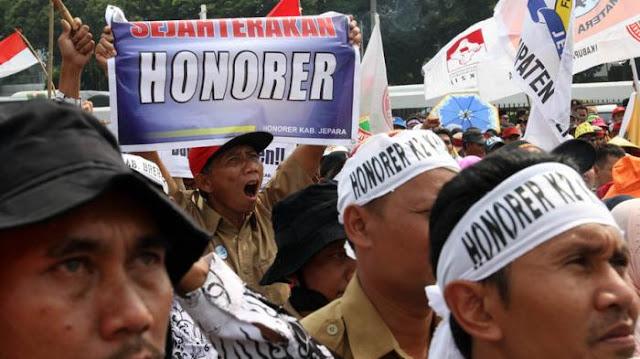600 Tenaga Honorer Kabupaten Garut Akan Berstatus CPNS