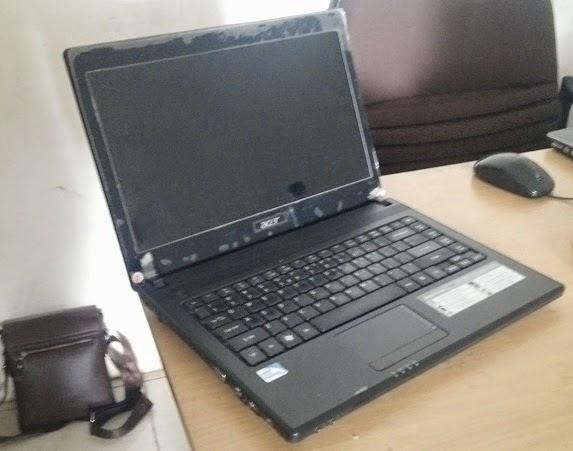 harga laptop bekas acer aspire 4738z