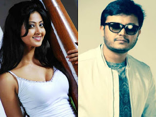 aindrita ray and golden star ganesh