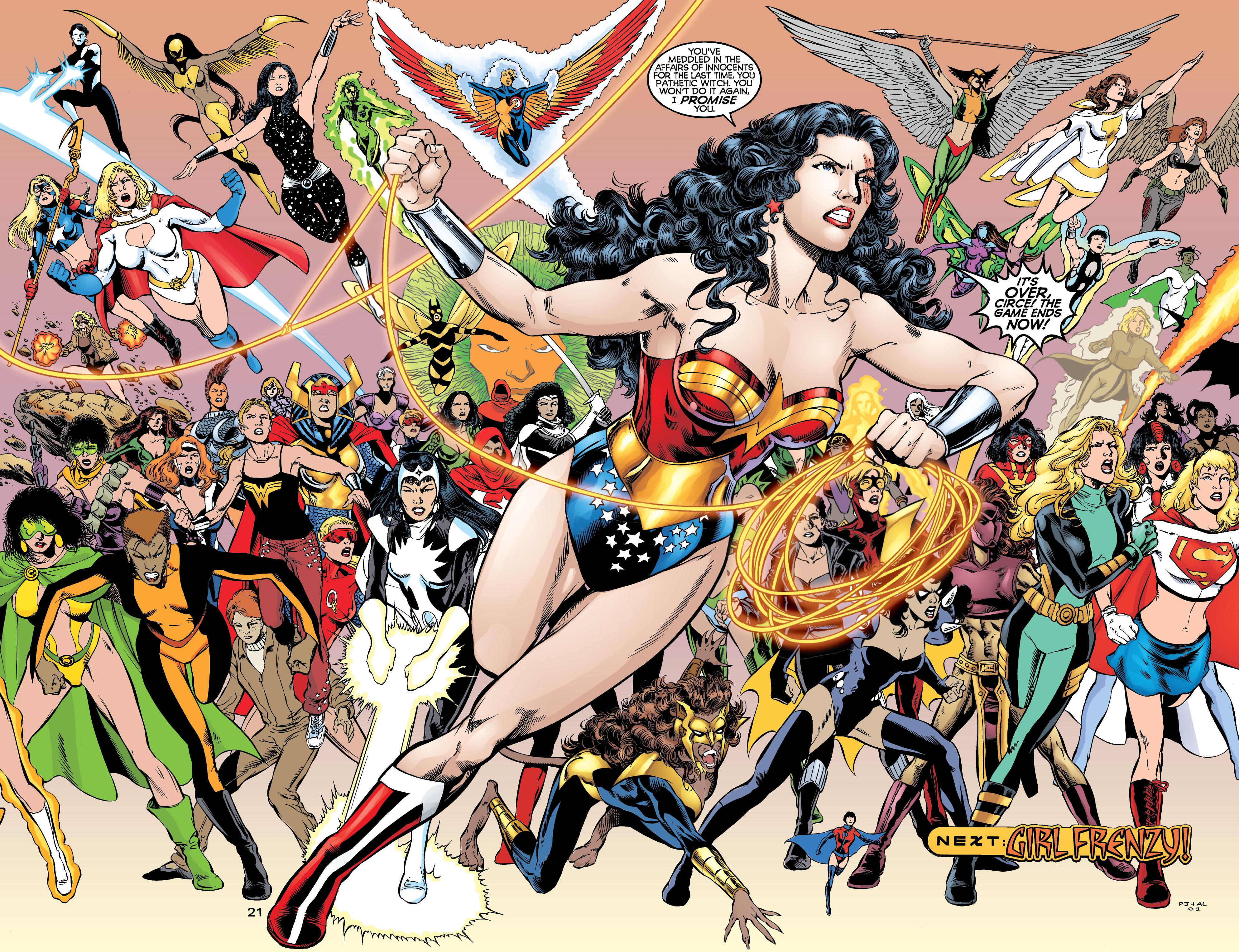 Read online Wonder Woman (1987) comic -  Issue #174 - 22