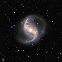 Spiral Galaxy NGC 986