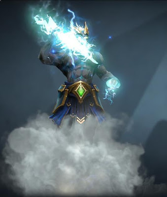 zeus tempest helm of the thundergod dota 2 mods