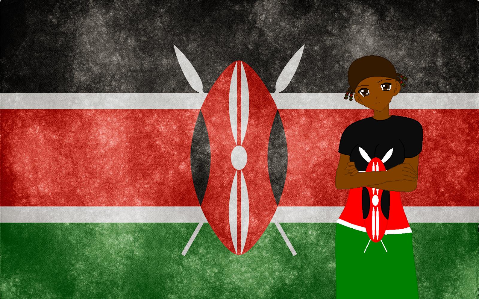 Indian Independence Day 3d Wallpapers Graafix Flag Of Kenya