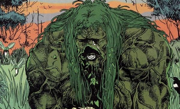 Asal-Usul Swamp Thing dan Kekuatannya