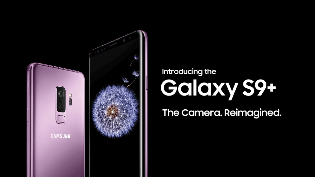 Samsung Galaxy S9 and Galaxy S9+ Announced At MWC 2018