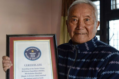 85-Year-Old Dies On Everest During World Record Bid