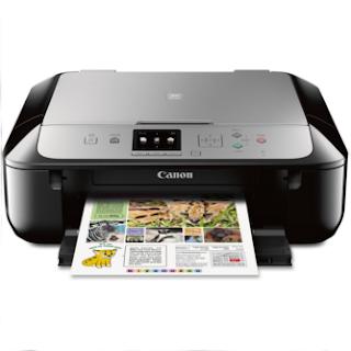Canon PIXMA MG5700 Wireless Setup Download